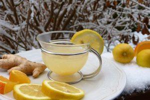 Tea gyömbérből immunerősítő és gyulladáscsökkentő!