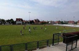 Újra pályán a CVSE labdarúgó csapata.