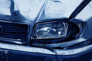 Árokba csapódott egy autó Kemenessömjénben